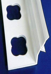 VLP – pod obklad - Vanové lišty